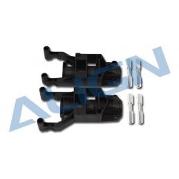 Support tube de queue - T-rex 500 Pro Align : H50116A