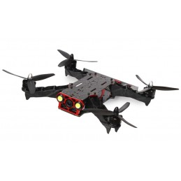 Drone eTurbine racer TB250 kit (w/ motors. esc. CC3D. Leds)