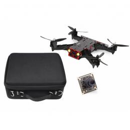 Drone eTurbine FPV racer TB250 PNP assembled kit (w/ cam & bag)